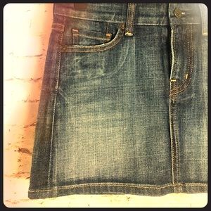 Citizens of Humanity 26 mini denim jeans perfect!!